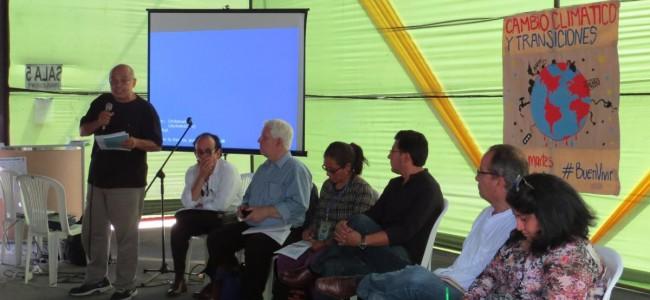 Las alternativas al desarrollo se debaten en la Cumbre de los Pueblos frente al Cambio Climático