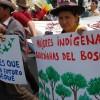 Marcha de los Pueblos pone presión en Cumbre Climática