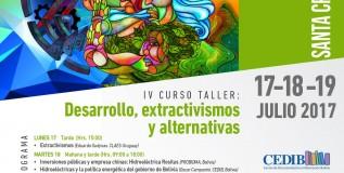 Desarrollo y alternativas en Bolivia